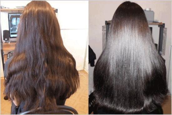 Что сделать чтобы волосы оставались