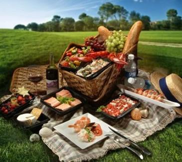 Картинки природа пикник на природе